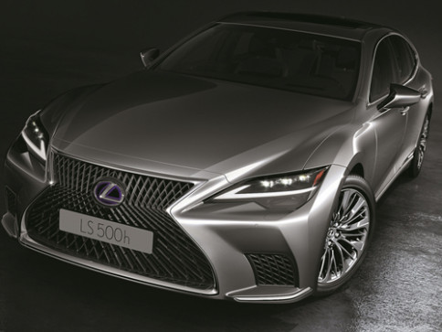 เลกซัส Lexus-LS 500h Executive Pleat MY2020-ปี 2020