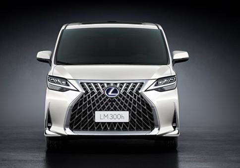 เลกซัส Lexus-LM 300h 7 ที่นั่ง-ปี 2020