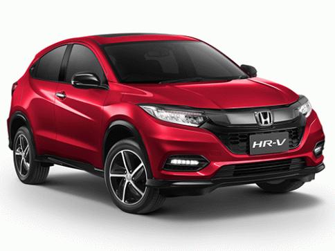 ฮอนด้า Honda HR-V RS MY2018 ปี 2018