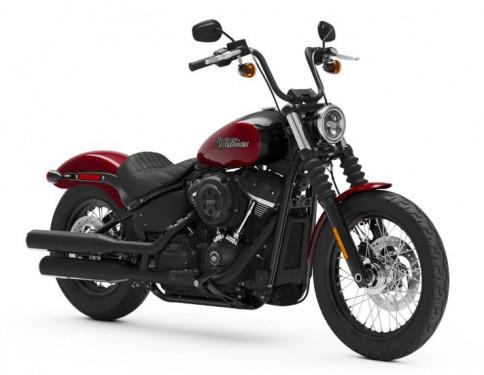 ฮาร์ลีย์-เดวิดสัน Harley-Davidson Softail Street Bob MY20 ปี 2020