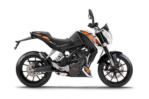 เคทีเอ็ม KTM 200 Duke (Standard) ปี 2013