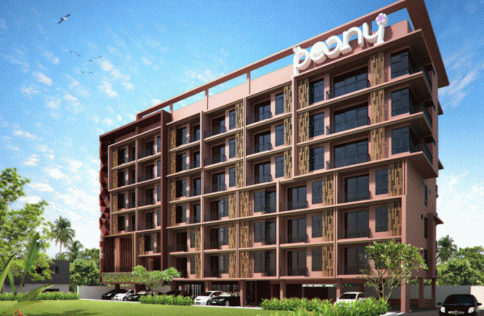 เดอะ พีโอนี่ คอนโดมิเนียม (The Peony Condominium)