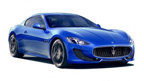 มาเซราติ Maserati GranTurismo Sport Standard ปี 2013