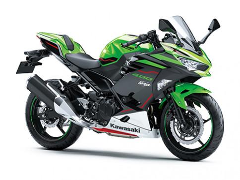 คาวาซากิ Kawasaki Ninja 400 ปี 2020