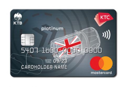 บัตรเครดิต KTC - Mini Platinum MasterCard-บัตรกรุงไทย (KTC)