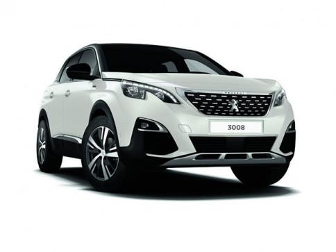 เปอโยต์ Peugeot-3008 Active MY19-ปี 2019