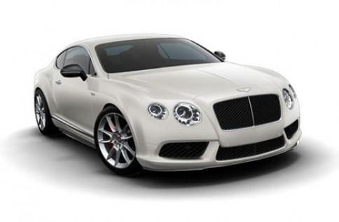 เบนท์ลี่ย์ Bentley-Continental GT V8 S-ปี 2014
