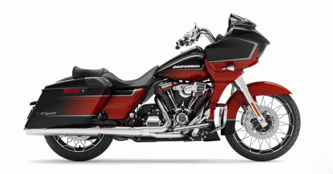 ฮาร์ลีย์-เดวิดสัน Harley-Davidson CVO Road Glide ปี 2021