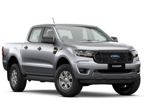 ฟอร์ด Ford Ranger Double Cab 2.2L XL+ Hi-Rider 6MT MY2020 ปี 2020