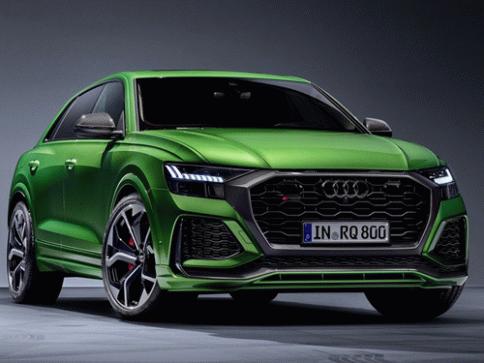 อาวดี้ Audi Q8 RS Q8 quattro ปี 2020