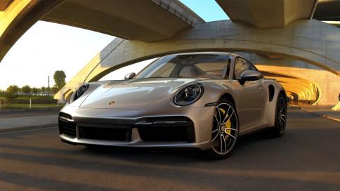 ปอร์เช่ Porsche 911 Turbo S ปี 2019