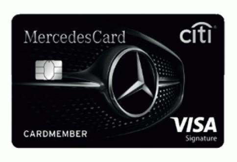 บัตรเครดิตซิตี้ เมอร์เซเดส (CITI MERCEDES CREDIT CARD)-ธนาคารซิตี้แบงก์ (Citibank)