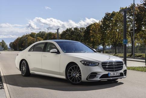 เมอร์เซเดส-เบนซ์ Mercedes-benz S-Class S 350 d AMG Premium MY22 ปี 2022