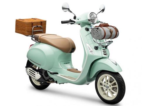 เวสป้า Vespa Primavera 150 i-Get ABS PIC NIC EDITION ปี 2021