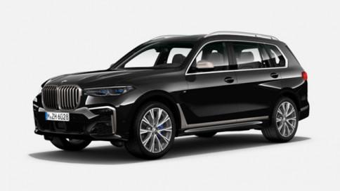 บีเอ็มดับเบิลยู BMW-X7 xDrive30d M Sport-ปี 2021