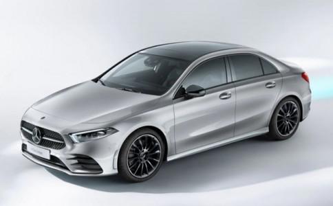 เมอร์เซเดส-เบนซ์ Mercedes-benz-A-Class A200 AMG Dynamic-ปี 2019