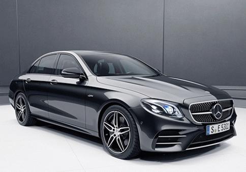 เมอร์เซเดส-เบนซ์ Mercedes-benz AMG E 53 4MATIC+ (CKD) ปี 2019