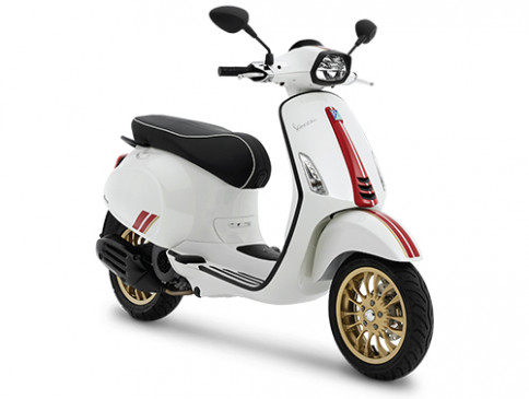เวสป้า Vespa Sprint 150 i-Get ABS Racing Sixties ปี 2020