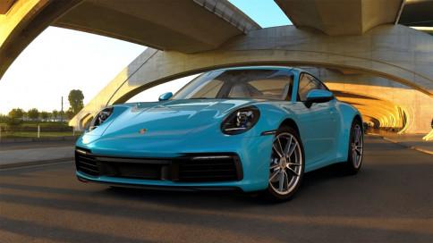 ปอร์เช่ Porsche 911 Carrera 4 ปี 2019