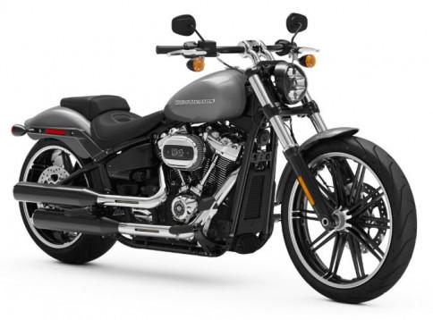 ฮาร์ลีย์-เดวิดสัน Harley-Davidson Softail Breakout 114 ปี 2021