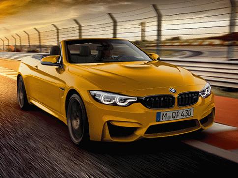 บีเอ็มดับเบิลยู BMW-M4 Convertible Edition 30 Years-ปี 2018
