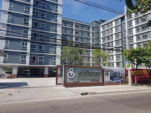 เอส เจ เรสซิเดนซ์ บางแวก 63 (SJ Residence Bangwaek 63)