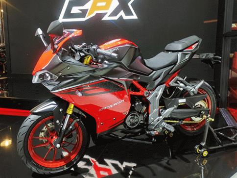 จีพีเอ็กซ์ GPX Demon 150 GR SPECIAL ปี 2019