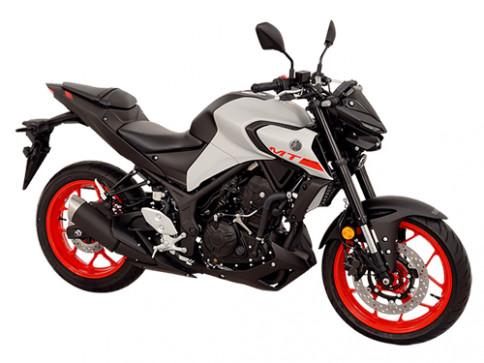 ยามาฮ่า Yamaha-MT-03 (Standard)-ปี 2020