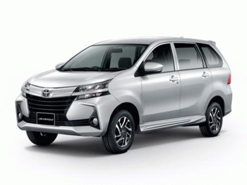 โตโยต้า Toyota Avanza 1.5G A/T MY2019 ปี 2019