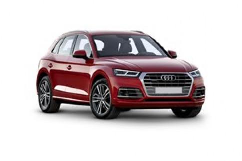 อาวดี้ Audi-Q5 35 TDI quattro-ปี 2017