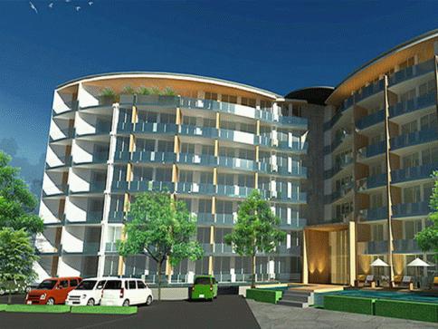 เดอะปาร์ค คอนโดมิเนียม (ป่าตอง) (The Park Condominium (Patong))