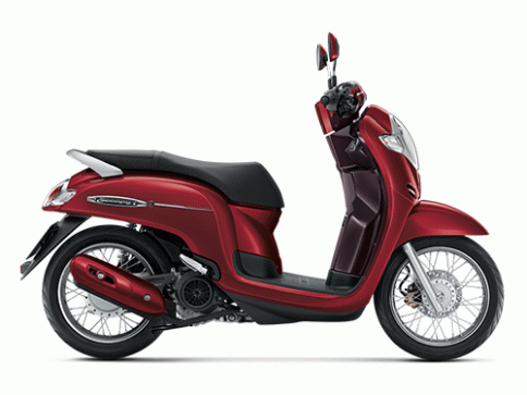 ฮอนด้า Honda Scoopy i Prestige 2019 ปี 2019