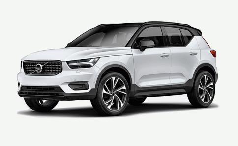 วอลโว่ Volvo-XC40 T4 Momentum-ปี 2018