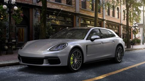 ปอร์เช่ Porsche Panamera 4 E-Hybrid ปี 2016