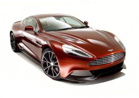 แอสตัน มาร์ติน Aston Martin Vanquish Coupe ปี 2013