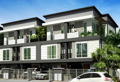 เมอริท เพลส ลาดพร้าว 87, 101 (Merit Place Ladprao)