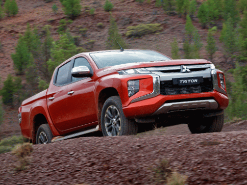 มิตซูบิชิ Mitsubishi Triton Double Cab Plus GLX MT MY2019 ปี 2019
