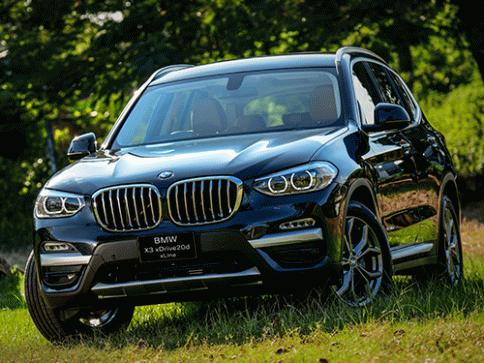 บีเอ็มดับเบิลยู BMW X3 xDrive20d xLine (CKD) MY18 ปี 2018