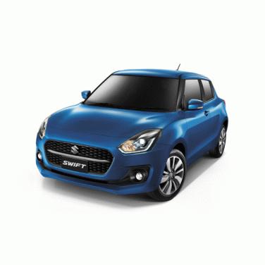 ซูซูกิ Suzuki-Swift GLX CVT MY21-ปี 2021