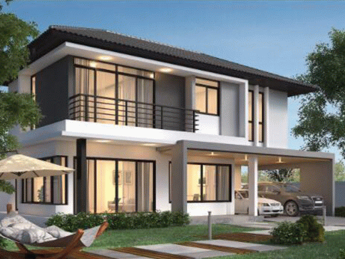 บ้านกรวิน อำนาจเจริญ เฟส 2 (Baan Korawin Amnatcharoen 2)