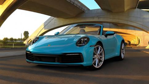 ปอร์เช่ Porsche 911 Carrera 4S Cabriolet ปี 2019