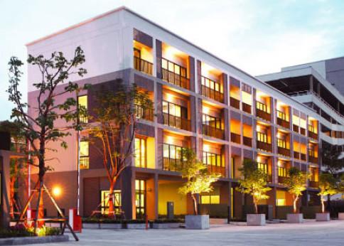บ้านลุมพินี ทาวน์ เรสซิเดนท์ บางนา-ศรีนครินทร์ (Baan Lumpini Town Residence Bangna-Srinakarin)