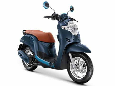 ฮอนด้า Honda Scoopy i Club 12 2019 ปี 2019