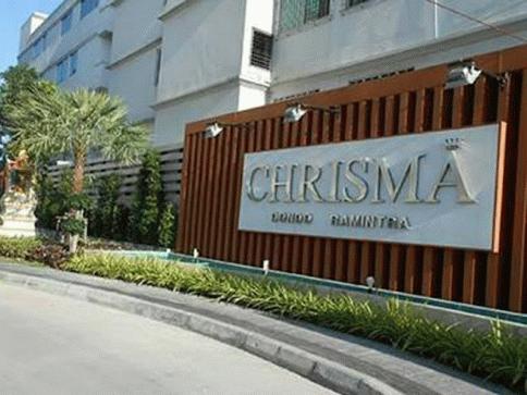 คริสมา รามอินทรา (Chrisma condo ramintra)