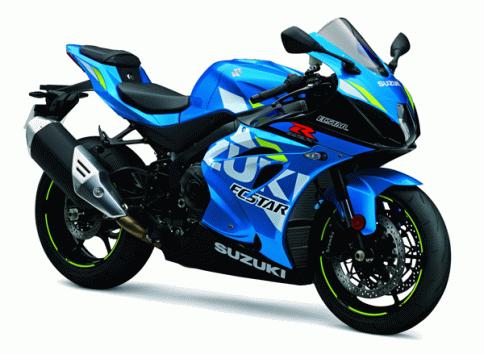 ซูซูกิ Suzuki GSX-R 1000 ปี 2021