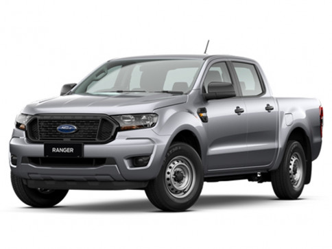 ฟอร์ด Ford Ranger Double Cab 2.2L XL 6MT MY2020 ปี 2020