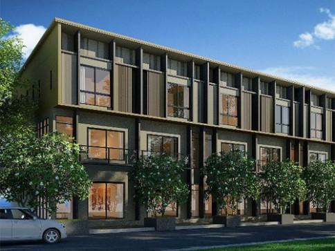 เดอะ คอนเนค พัฒนาการ 38 โฮมออฟฟิศ (The Connect Pattanakarn 38 Home Office)