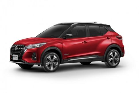 นิสสัน Nissan KICKS 1.2L S ปี 2021