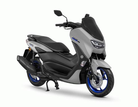ยามาฮ่า Yamaha NMAX 155 Connected ปี 2021