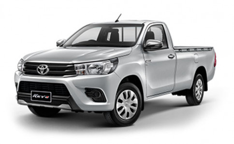 โตโยต้า Toyota Revo Standard Cab 2.8J Plus ปี 2017